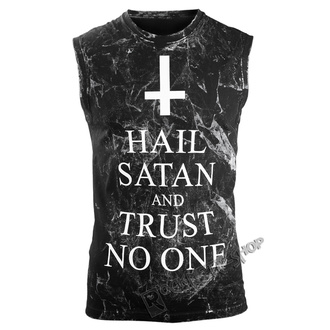 Débardeur homme AMENOMEN - HAIL SATAN AND TRUST NO ONE, AMENOMEN