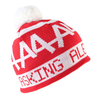 bonnet Asking Alexandria - Logo - PLASTIC HEAD