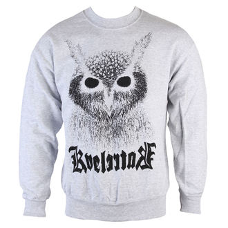 sweat-shirt avec capuche pour hommes Kvelertak - Barlett Owl - KINGS ROAD, KINGS ROAD, Kvelertak