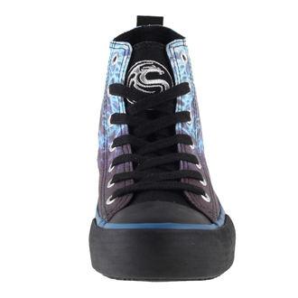 chaussures de tennis montantes pour femmes - Flaming Spine - SPIRAL, SPIRAL