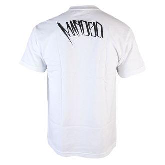 t-shirt hardcore pour hommes - Backside - MAFIOSO, MAFIOSO