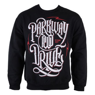sweat-shirt sans capuche pour hommes Parkway Drive - Electric Logo - KINGS ROAD, KINGS ROAD, Parkway Drive
