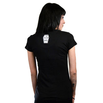 t-shirt hardcore pour femmes - Ice Scream - Akumu Ink