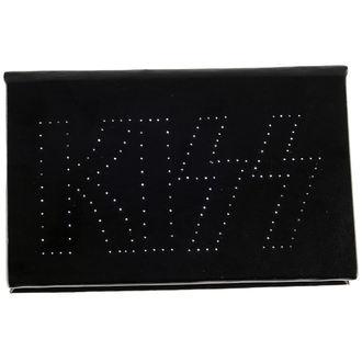 de notes carnet Kiss - Léger- Up - Noire, Kiss