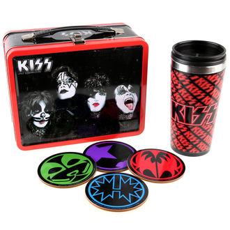 poche pour pour le casse-croûte Kiss - Tin Tote, Kiss