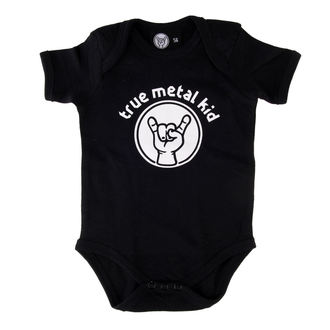 body enfants Metal-Kids - True Metal Kid - Noire, Metal-Kids