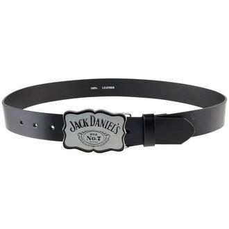 ceinture Jack Daniels - Curved Plate - W / Noir, JACK DANIELS