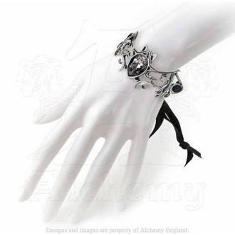 bracelet ALCHEMY GOTHIC - Viennoise Nights Ribbon Bracelet, ALCHEMY GOTHIC