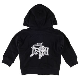 sweat-shirt avec capuche enfants Death - Logo - Metal-Kids, Metal-Kids, Death