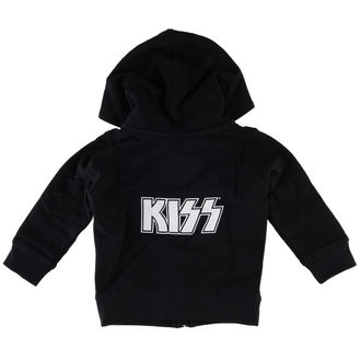 sweat-shirt avec capuche enfants Kiss - Logo - Metal-Kids, Metal-Kids, Kiss