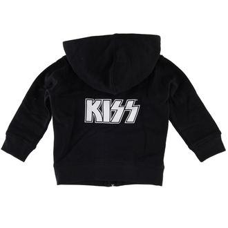 sweat-shirt avec capuche enfants Kiss - Logo - Metal-Kids, Metal-Kids, Kiss