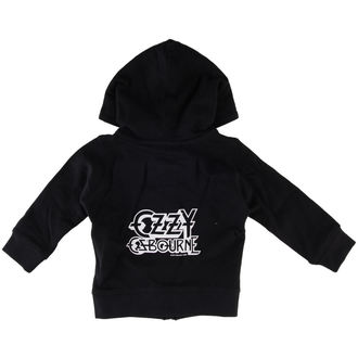sweat-shirt avec capuche enfants Ozzy Osbourne - Logo - Metal-Kids