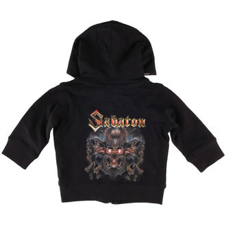 sweat-shirt avec capuche enfants Sabaton - Metalizer - Metal-Kids, Metal-Kids, Sabaton