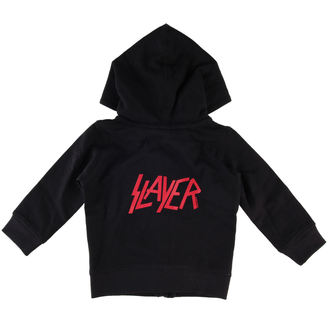 sweat-shirt avec capuche enfants Slayer - Logo - Metal-Kids, Metal-Kids, Slayer