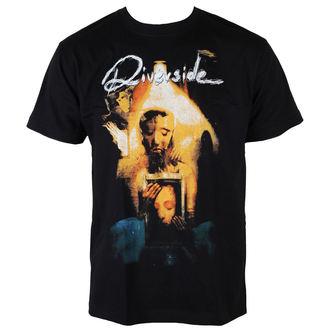 tee-shirt métal pour hommes Riverside - Rapid eye Movement - CARTON, CARTON, Riverside