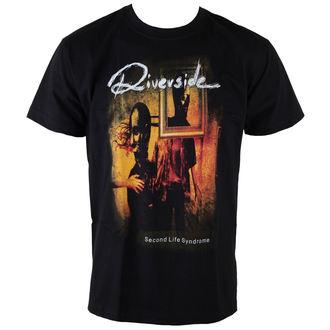 tee-shirt métal pour hommes Riverside - Second Life Syndrome - CARTON, CARTON, Riverside