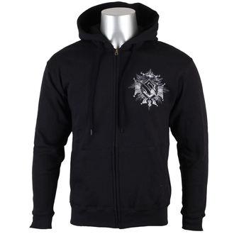 sweat-shirt avec capuche pour hommes Sabaton - Eagle Logo - NUCLEAR BLAST, NUCLEAR BLAST, Sabaton