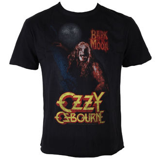 tee-shirt pour hommes Ozzy Osbourne - Bark At The Moon - BLK - AMPLIFIED, AMPLIFIED, Ozzy Osbourne