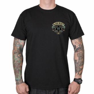 T-shirt pour homme BLACK HEART - Bandana BOY - NOIR, BLACK HEART