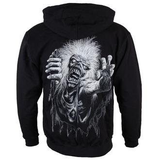 sweat-shirt avec capuche pour hommes Iron Maiden - No Prayer - ROCK OFF - IMHOOD04MB