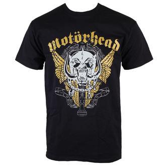 tee-shirt métal pour hommes Motörhead - Wings - ROCK OFF - MHEADTEE33MB