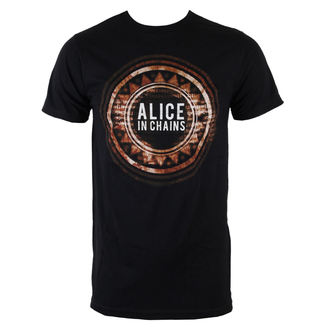 tee-shirt métal pour hommes Alice In Chains - Circle Logo - BRAVADO, BRAVADO, Alice In Chains
