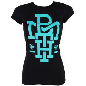 tee-shirt métal pour femmes Bring Me The Horizon - Diamond Turquoise - BRAVADO, BRAVADO, Bring Me The Horizon
