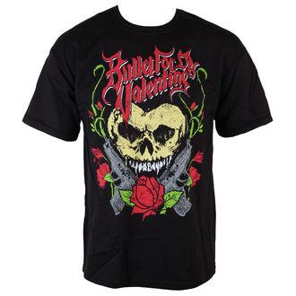 tee-shirt métal pour hommes Bullet For my Valentine - Heart Skull - BRAVADO, BRAVADO, Bullet For my Valentine