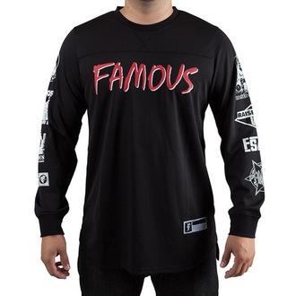 tee-shirt street pour hommes - Raised On Rap - FAMOUS STARS & STRAPS, FAMOUS STARS & STRAPS