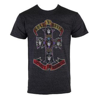 tee-shirt métal pour hommes Guns N' Roses - Appetite Destruction - BRAVADO