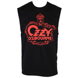 débardeur pour hommes Ozzy Osbourne - Skull Logo - BRAVADO, BRAVADO, Ozzy Osbourne