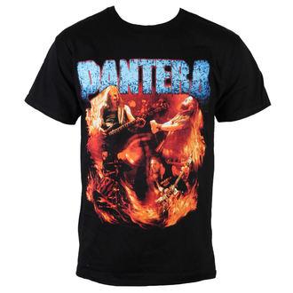 tee-shirt métal pour hommes Pantera - Flames Vintage - BRAVADO, BRAVADO, Pantera