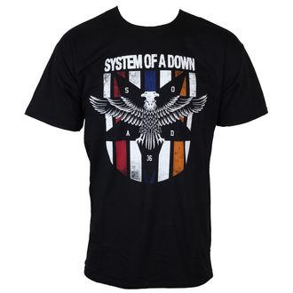 tee-shirt métal pour hommes System of a Down - Eagles Colors - BRAVADO, BRAVADO, System of a Down