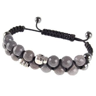 bracelet AMENOMEN - Silver Crânes, AMENOMEN