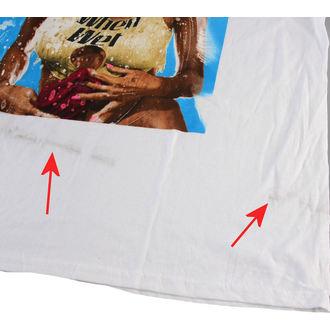 tee-shirt pour hommes Bon Jovi - Slippery When Wet - PLASTIC HEAD - ENDOMMAGÉ, PLASTIC HEAD, Bon Jovi