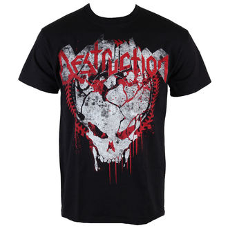 tee-shirt métal pour hommes Destruction - Grind Skull - ART WORX, ART WORX, Destruction