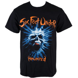 tee-shirt pour hommes Six Feet Under - Haunted - ART WORX, ART WORX, Six Feet Under