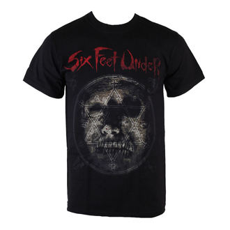 tee-shirt métal pour hommes Six Feet Under - Rotten Head - ART WORX, ART WORX, Six Feet Under