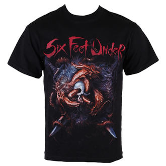 tee-shirt métal pour hommes Six Feet Under - Viking - ART WORX, ART WORX, Six Feet Under