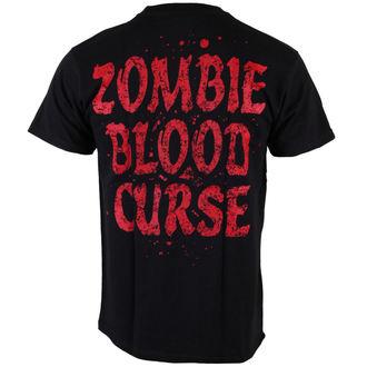 tee-shirt métal pour hommes Six Feet Under - Zombie Blood Curse - ART WORX, ART WORX, Six Feet Under