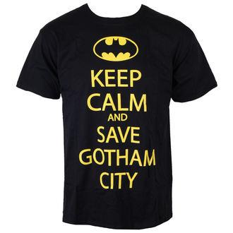t-shirt de film pour hommes Batman - Save Our Gotham City - INDIEGO, INDIEGO, Batman