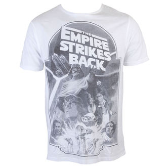 t-shirt de film pour hommes Star Wars - Empire Strikes Back Sublimation - INDIEGO, INDIEGO, Star Wars