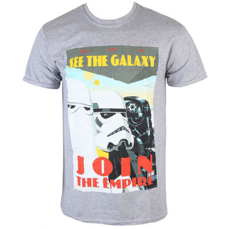 t-shirt de film pour hommes Star Wars - Join The Empire - INDIEGO, INDIEGO, Star Wars