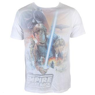 t-shirt de film pour hommes Star Wars - Luke Skywalker Sublimation - INDIEGO, INDIEGO