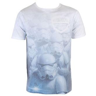 t-shirt de film pour hommes Star Wars - Stormtrooper Sublimation - INDIEGO, INDIEGO
