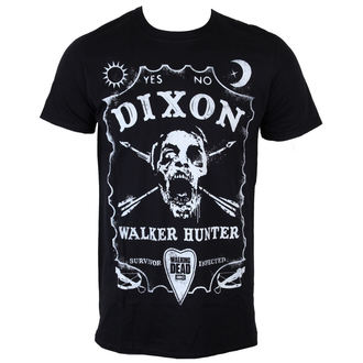 t-shirt de film pour hommes The Walking Dead - Dixon Board - INDIEGO, INDIEGO, The Walking Dead