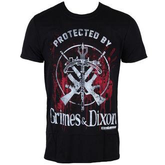 t-shirt de film pour hommes The Walking Dead - Grimes & Dixon - INDIEGO, INDIEGO