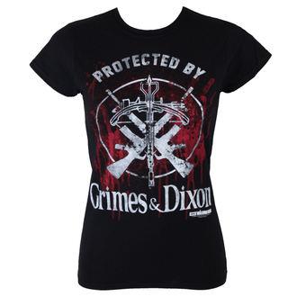 t-shirt de film pour femmes The Walking Dead - Grimes & Dixon - INDIEGO, INDIEGO