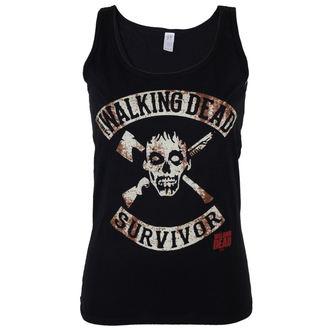 débardeur pour femmes The Walking Dead - Survivor - Noire - INDIEGO, INDIEGO