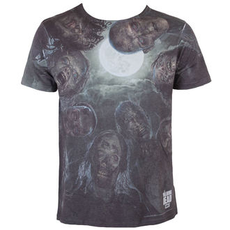 t-shirt de film pour hommes The Walking Dead - Sublimation Over You - INDIEGO, INDIEGO